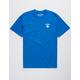 LRG Logo Plus Royal Mens T-Shirt