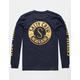 SALTY CREW Stowaway Navy Mens T-Shirt
