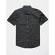 BRIXTON Charter Black Mens Shirt