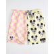 NEFF x Mickey Split Mens Hot Tub Volley Shorts