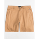LOST Destroyer Khaki Mens Shorts