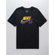 NIKE SB Swoosh Logo Mens T-Shirt