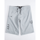 FOX Overhead Gray Boardshorts
