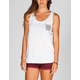 VANS Checker Board Womens Tank