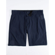 BRIXTON Toil II All Terrain Mens Hybrid Shorts