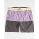LOST Hazard Lilac Mens Boardshorts