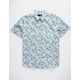 LOST Forecaster Silver Mens Shirt