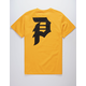 PRIMITIVE Dirty P Gold Mens T-Shirt