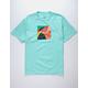 PRIMITIVE Nuevo Box Mint Mens T-Shirt