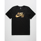 NIKE SB Logo Camo Mens T-Shirt
