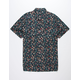 IMPERIAL MOTION Vacay Teal Blue Mens Shirt