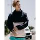NIKE SB Skate Obsidian & Washed Coral Mens Anorak Jacket