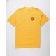 BRIXTON Rival II Gold Mens T-Shirt