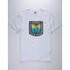 VISSLA Afternoon Sets White Mens T-Shirt