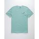 VISSLA Open Late Jade Mens T-Shirt
