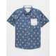 QUIKSILVER 4th Of July Mens Shirt