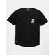 PRIMITIVE Hibiscus Baseball Mens Jersey T-Shirt