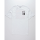 VOLCOM Peace Grid Mens T-Shirt