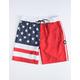 HURLEY Patriot Mens Volley Shorts