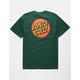 SANTA CRUZ Classic Dot Forest Mens T-Shirt
