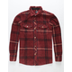 O'NEILL Glacier Ridge Boys Flannel Shirt