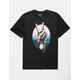 DGK Peace Black Mens T-Shirt