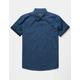 SHOUTHOUSE La Brea Navy Mens Shirt