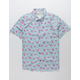 VSTR Flamingos Mens Shirt