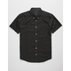 RVCA That'll Do Print Black Mens Shirt