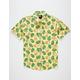 RSQ Avocado Mens Shirt