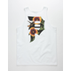 PRIMITIVE Dirty P Sunflower Mens Tank Top