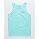 PRIMITIVE Mini Nuevo Mint Mens Tank Top