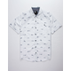 RSQ Sharks Mens Shirt