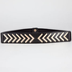 Chevron Stretch Belt