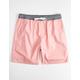 CYA San Paulo Pink Mens Volley Shorts