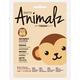 MASQUEBAR Pretty Animalz Monkey Face Mask