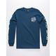 SANTA CRUZ Hando Navy Mens T-Shirt