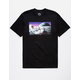 DGK Spaced Out Black Mens T-Shirt