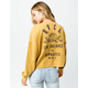 RVCA Rose State Womens Sweatshirt
