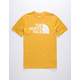 THE NORTH FACE Half Dome Wheat Mens T-Shirt