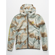LRG Desert Camo Mens Windbreaker Jacket