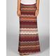 FULL TILT Waves Maxi Skirt