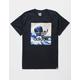 ADIDAS Blackbird Wave Mens T-Shirt