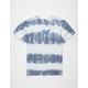 HUF High Tide Wash Mens T-Shirt