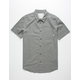 QUIKSILVER Magnetic Roll Mens Shirt