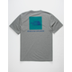 THE NORTH FACE Red Box Heather Mens T-Shirt