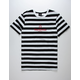 HUF Stripe Mens T-Shirt