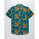 RSQ Tiger Mens Shirt
