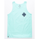 SALTY CREW Tippet Triad Mint Mens Tank Top