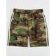 BRIXTON Oath Camo Mens Sweat Shorts